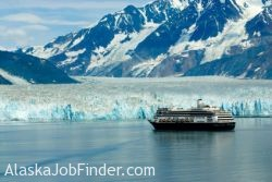 Alaska Cruise Positions photo