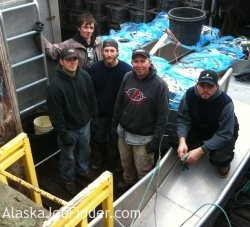 Alaska Fishing Boat Skipper photo