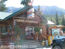 Alaska Lodge Photo