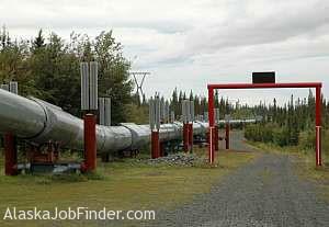 alaska pipeline photo